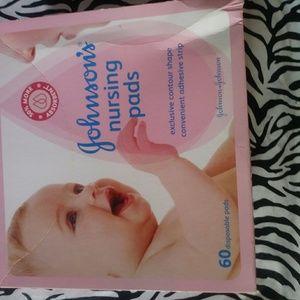 Unopened box 60ct nursing pads W/bonus